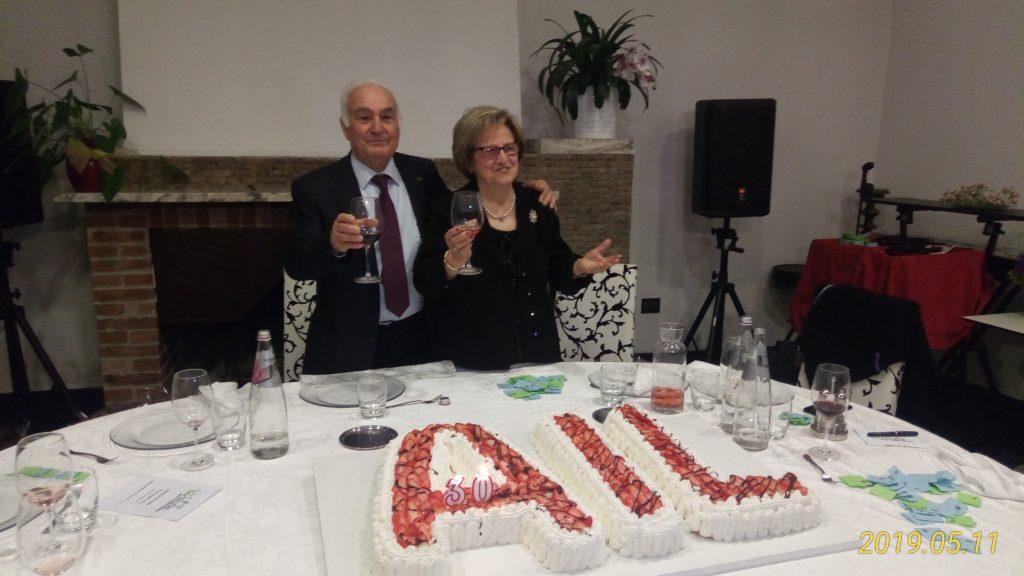 Ail Rovigo 30 Anni Brindisi
